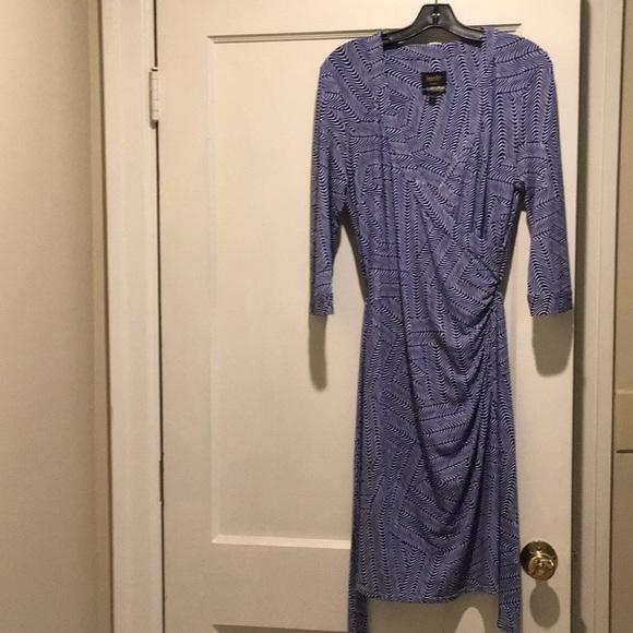 566f1ae5aac46 Laundry By Shelli Segal Dresses | Laundry Wrap Maternity Dress ...